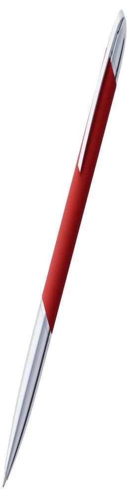 Ручка шариковая Arc Soft Touch, красная фото