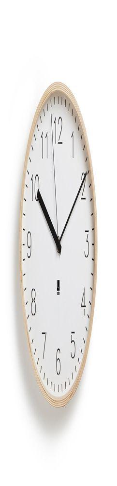 Часы настенные rimwood белые фото