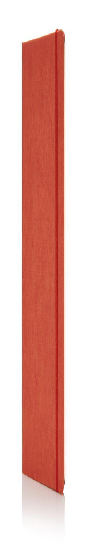 Блокнот формата A5, оранжевый фото