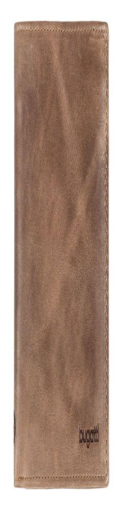 Портмоне Volo, 10х12 см, коричневый фото