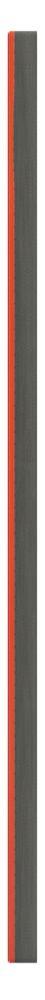 Недатированный ежедневник REPORT 5451 (650U) 145x205 мм серый/оранжевый, без лого