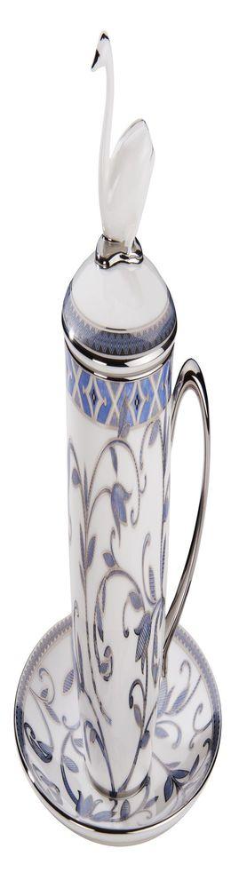 Набор Swan с синим орнаментом фото