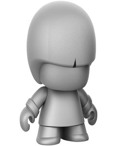 USB Hub XOOPAR BOY, серебристый фото