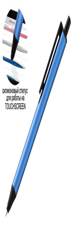 Авторучка шариковая со стилусом FLUTE TOUCH фото