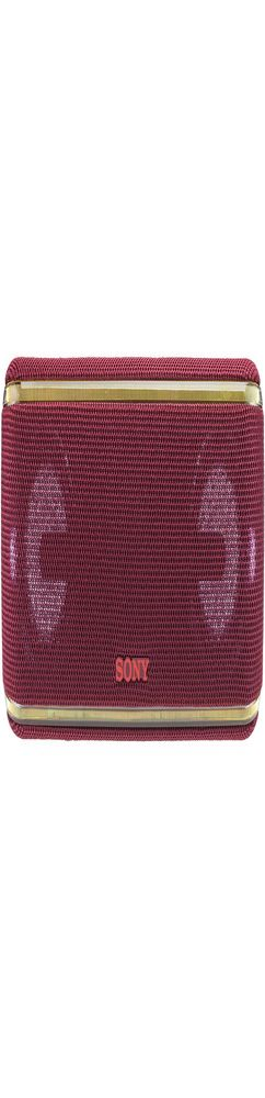 Беспроводная колонка Sony XB41R, красная фото