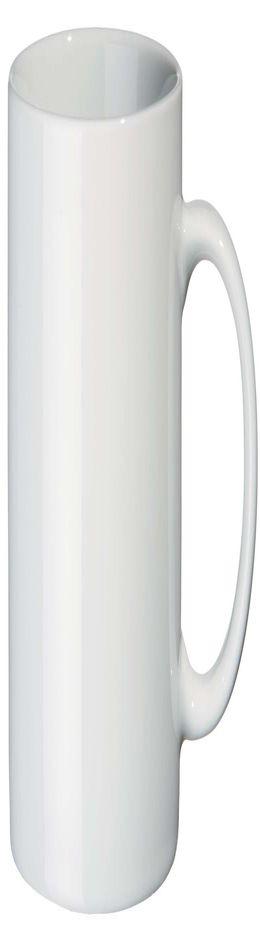 Кружка REGULAR, белая, 300 мл, фарфор фото