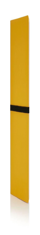 Блокнот формата A5, желтый фото