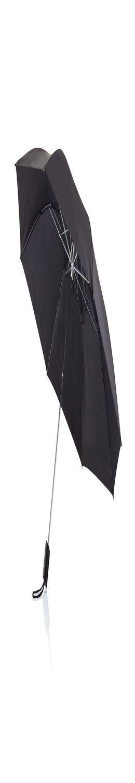 """Складной зонт Deluxe 20"""", черный фото"""
