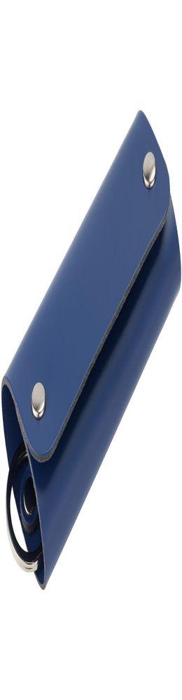 Ключница Salamander, синяя фото