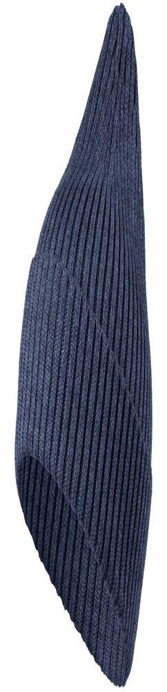 Шапка Stout, синий меланж фото
