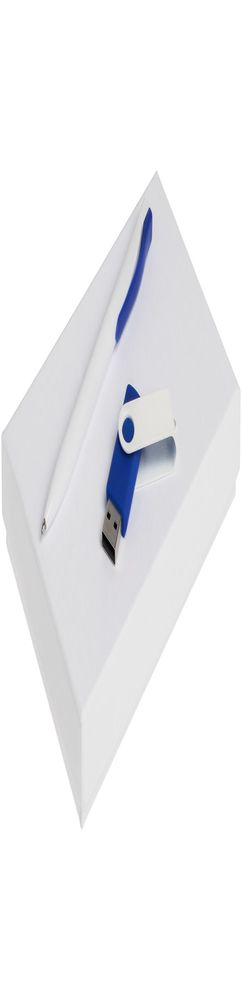Набор Twist White, белый с синим, 8 Гб фото