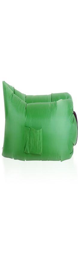 """Надувной диван """"Биван"""", зеленый фото"""