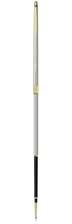 Ручка Паркер роллер «Sonnet Stainless Steel GT» фото
