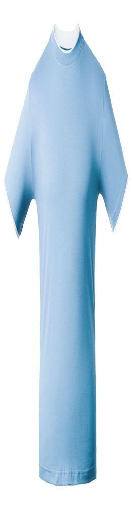 Унисекс футболка T-bolka Accent, голубая фото