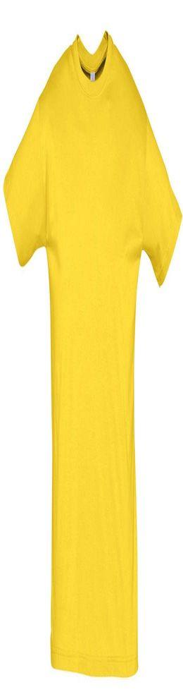 Футболка REGENT 150, желтая фото