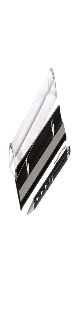 Шариковая ручка, Crystal, поворотный мех-м,корпус-алюминий, с гранями, под лазер.гравировку, отд.-хром., силикон.стилус, черный, в упаковке фото