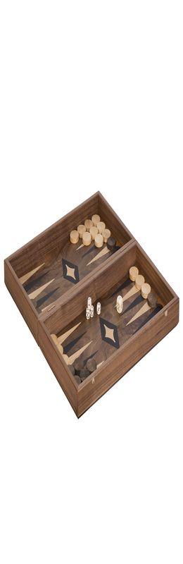 Набор игр 3 в 1 (шахматы, нарды, шашки) фото