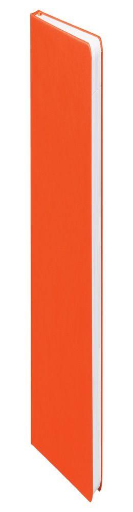 Ежедневник Basis, недатированный, оранжевый фото