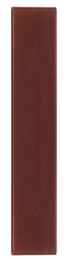 Еженедельник REINA 5485 210x297 мм ,коричневый, белый блок, золоченый срез 2018 фото