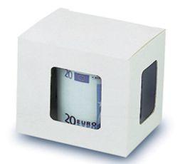 P1B-XL одноместная упаковка, белая, с окном для кружек 0926, 0928, 0978 фото