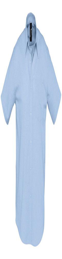 Рубашка мужская BRISBANE 130, голубой фото