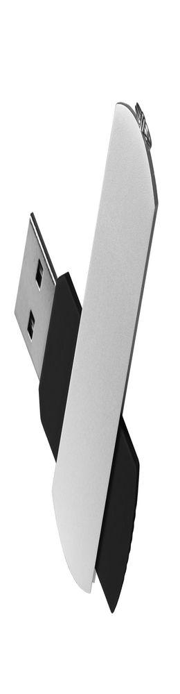 USB Флешка Portobello, Elegante, 16 Gb, Toshiba chip, Twist, 57x18x10 мм, черный фото