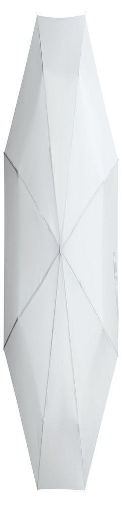 Складной зонт Unit Basic, белый фото