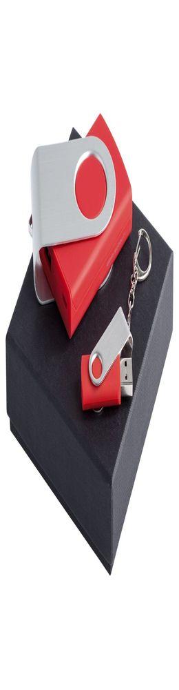 Набор Step Up, красный, с флешкой 8 Гб фото