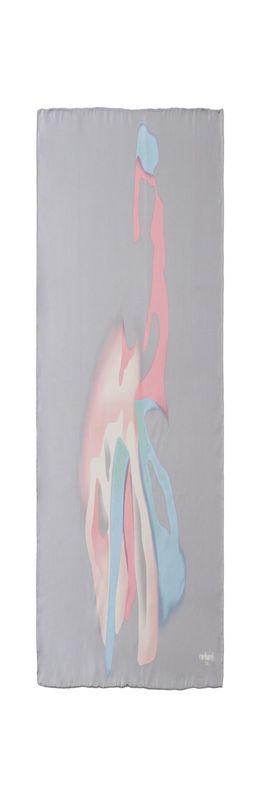 CACHAREL Платок шейный Demoiselle Gris фото