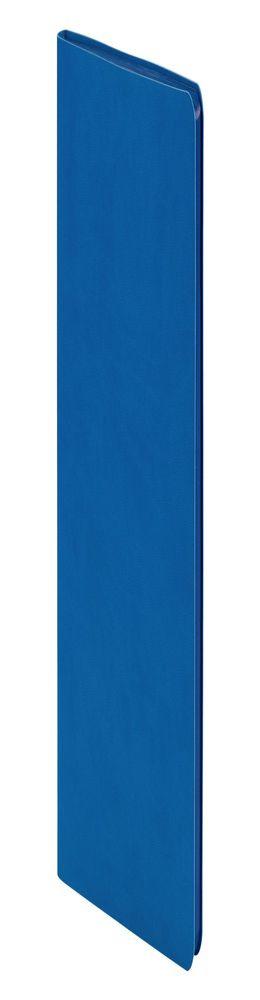 Ежедневник Blues Flex, недатированный, голубой с синим фото