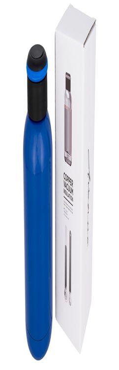 Медная вакуумная мини-бутылка «Copa» фото