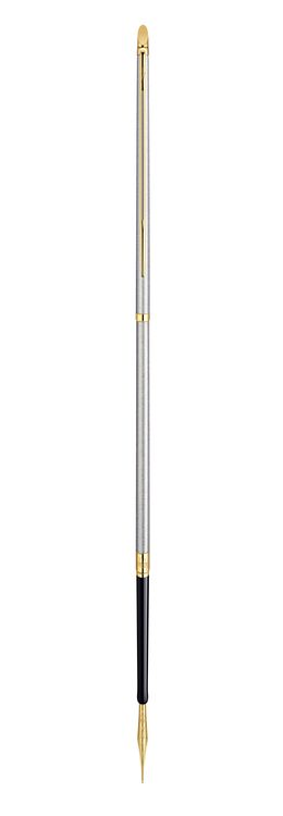 Ручка перьевая «Hemisphere Stainless Steel GT» фото