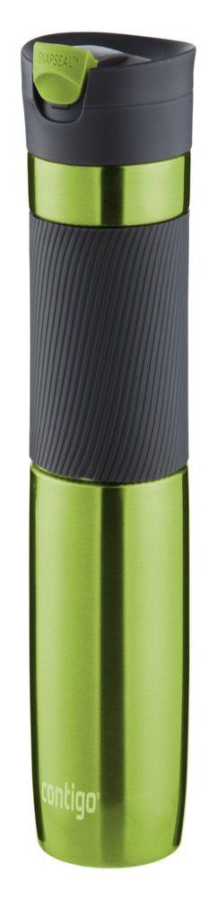 Герметичный термостакан Byron Vibrant lime, зеленое яблоко фото