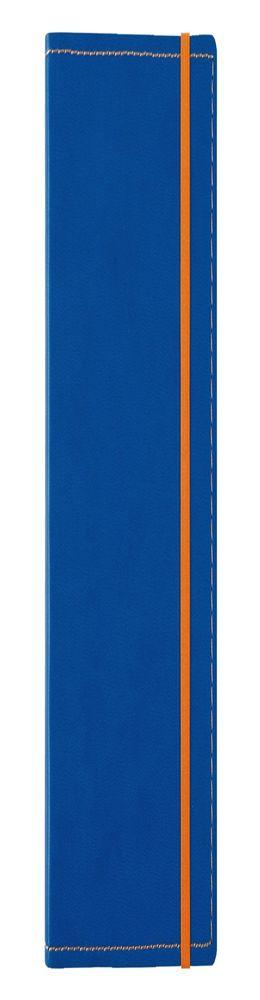 """Блокнот """"Vivid Colors"""" в мягкой обложке, голубой фото"""