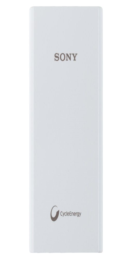 Внешний аккумулятор Sony 5800 мАч, белый фото
