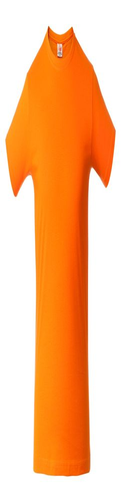 Футболка мужская HEAVY, оранжевая фото