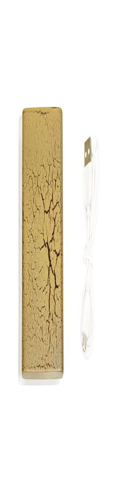 Универсальное зарядное устройство Z154 (золото) на 5000 mah фото