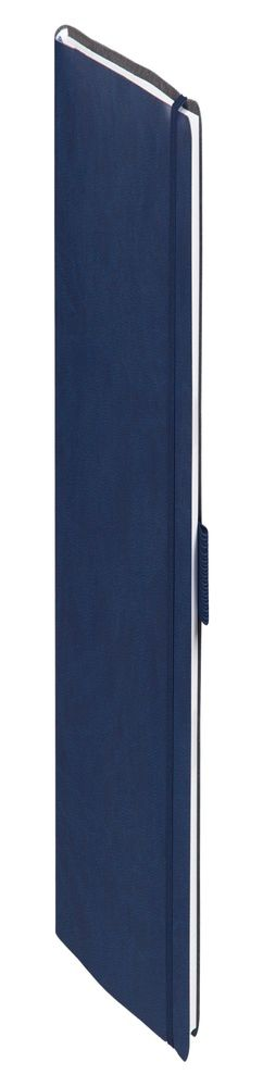 Ежедневник Flex Brand, датированный, синий фото