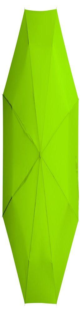 Складной зонт Unit Basic, зеленое яблоко фото