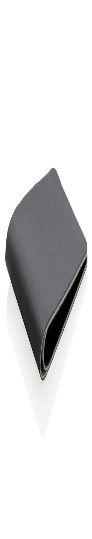 Бумажник Quebec с защитой от сканирования RFID, черный фото