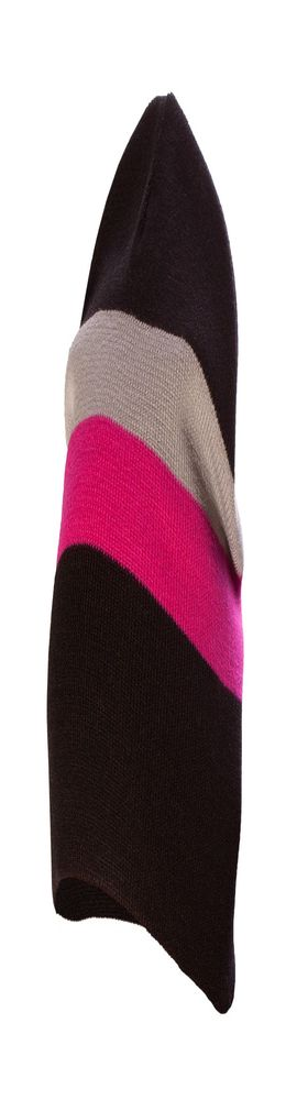 Шапка Bright Stripe, фиолетовая фото