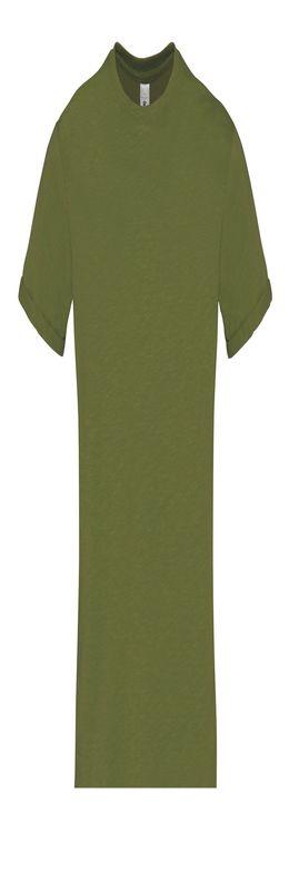 Футболка мужская Too Chic/men, стильный зеленый фото