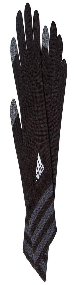 Перчатки Tiro, черные с серым фото