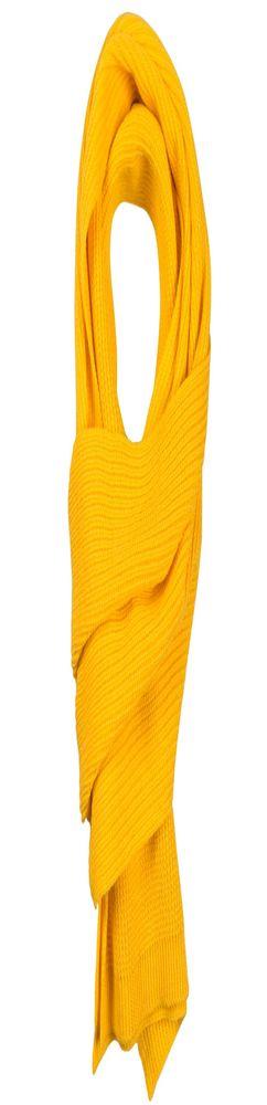 Шарф Amuse, желтый фото