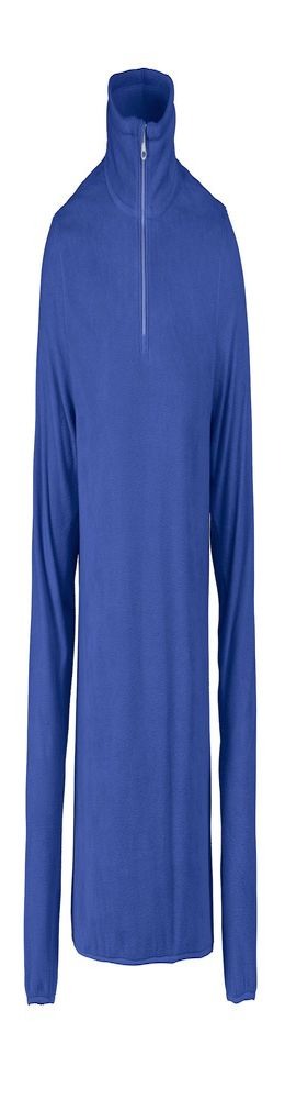 Толстовка флисовая мужская Frontflip синяя фото