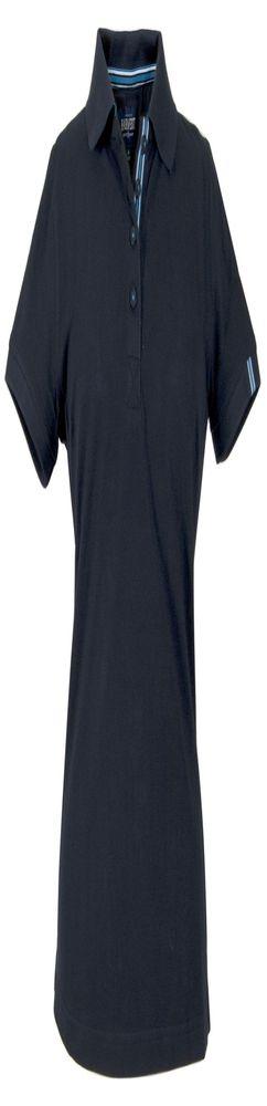 Рубашка поло женская AVON LADIES, темно-синяя фото