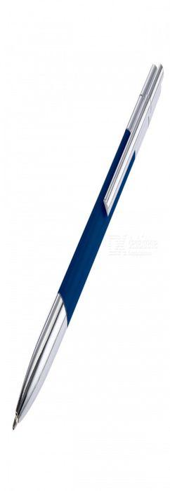 Ручка с флешкой Промо, пластиковая, синяя, 8Гб фото