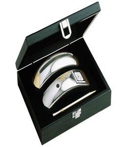 """Набор """"Экспрессия"""": часы, ручка, подставка под визитки в деревянной коробке фото"""