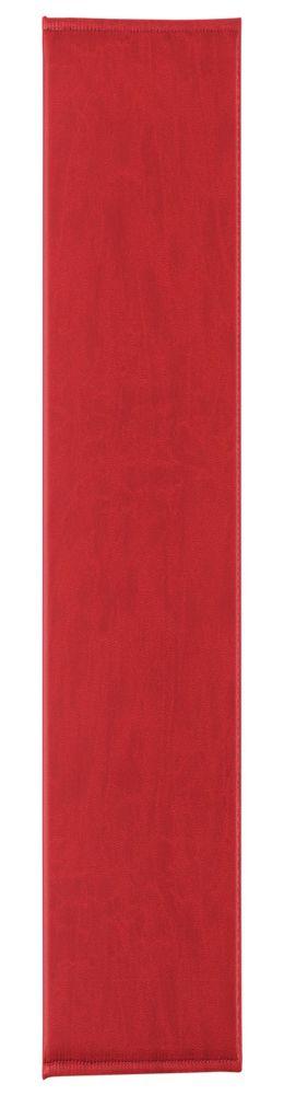 Папка адресная Brand, красная фото
