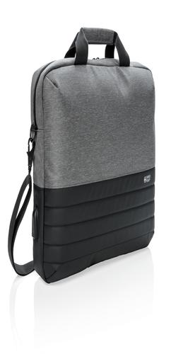 Сумка для ноутбука Swiss Peak с RFID-защитой фото
